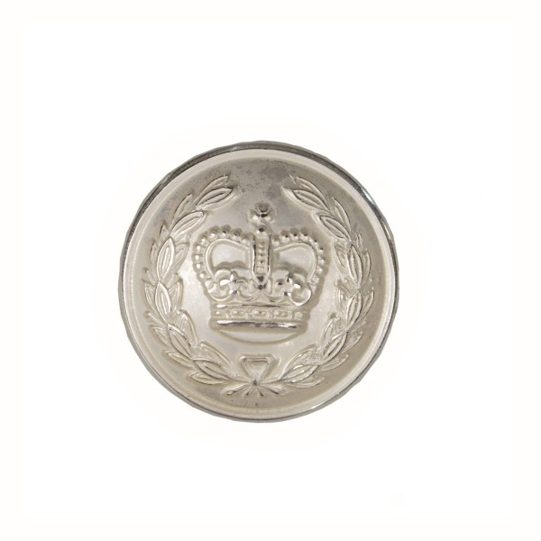 Set of 11 Deputy Lord-Lieutenant 27 Ligne Silver Button