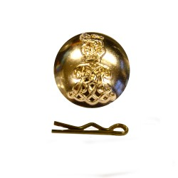 Life Guards Gilding Metal Button