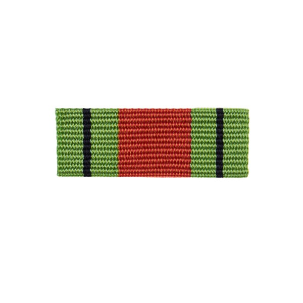 32mm Defence Medal - Medal Ribbon Slider