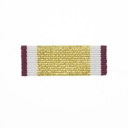 32mm Qatar Internal Security Medal - Medal Ribbon Slider