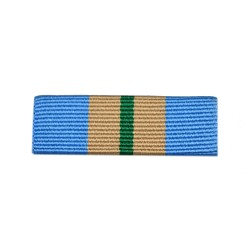 36mm UN Mission in Ethiopia and Eritrea (UNMEE) Medal Ribbon Slider