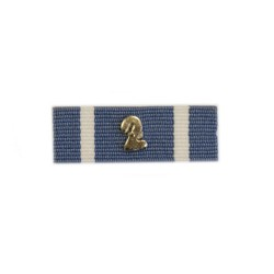 36mm UN Lebanon (UNOGIL/UNTSO) Medal Ribbon Slider - Two Deployments