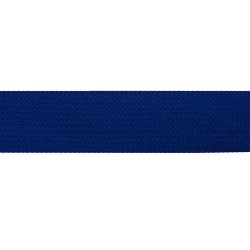 35mm – Royal Blue – Worsted – Flat Braid