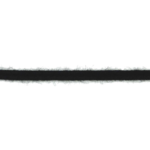 6mm – Black – Worsted – Russia Braid