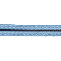22mm Blue/Navy Composite B&S Lace