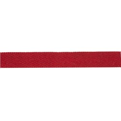 16mm – Scarlet Red – Worsted 1006 – Herringbone Lace