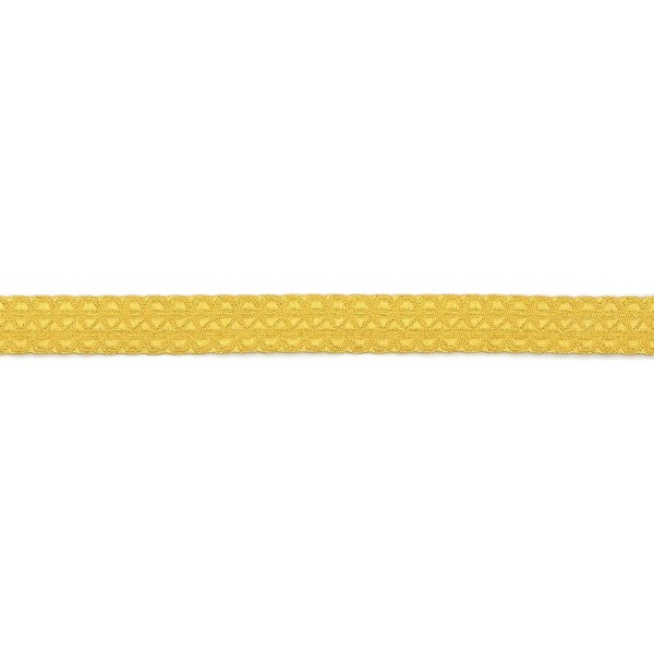 13mm – Gold – Metallised Polyester – Masonic Lace