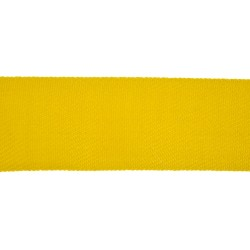 45mm Canadian Yellow Worsted Twill Lace