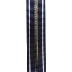 32mm Fire and Emergency Service - Singapore Medal Ribbon