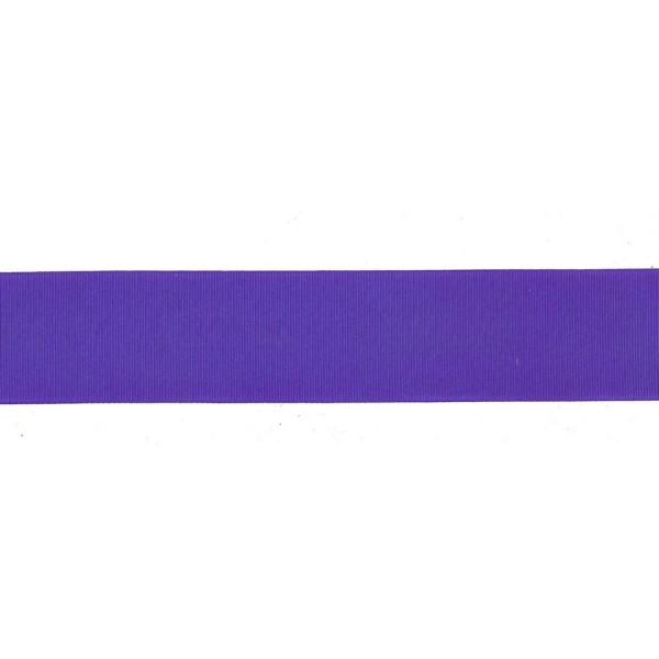 38mm – Royal Blue – Polyester – Ribbon