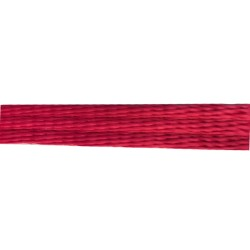 20mm - Twill Webbing - Polyester Double Weave - Pink