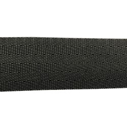 50mm Black Polyethylene Herringbone - Triple V - Webbing