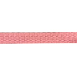 25mm – Baby Pink – Polypropylene – Double Plain Weave - Webbing
