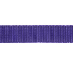 25mm – Purple – Polypropylene – Double Plain Weave - Webbing