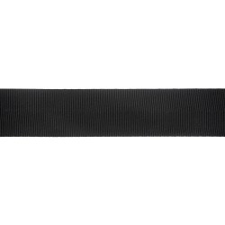 38mm – Black Polypropylene Plain Weave - Webbing